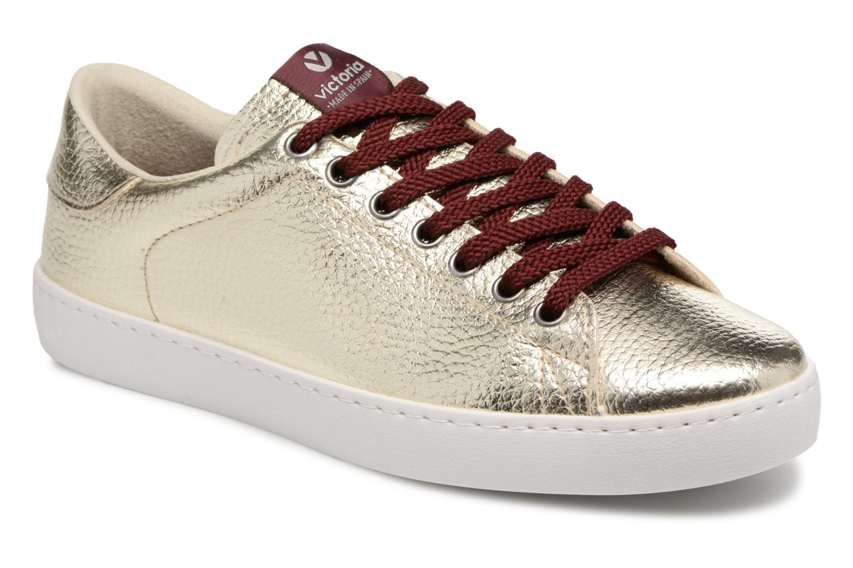 Zapatos promocionales Victoria Deportivo Metalizado (Oro y bronce) - Deportivas   Zapatos casuales salvajes