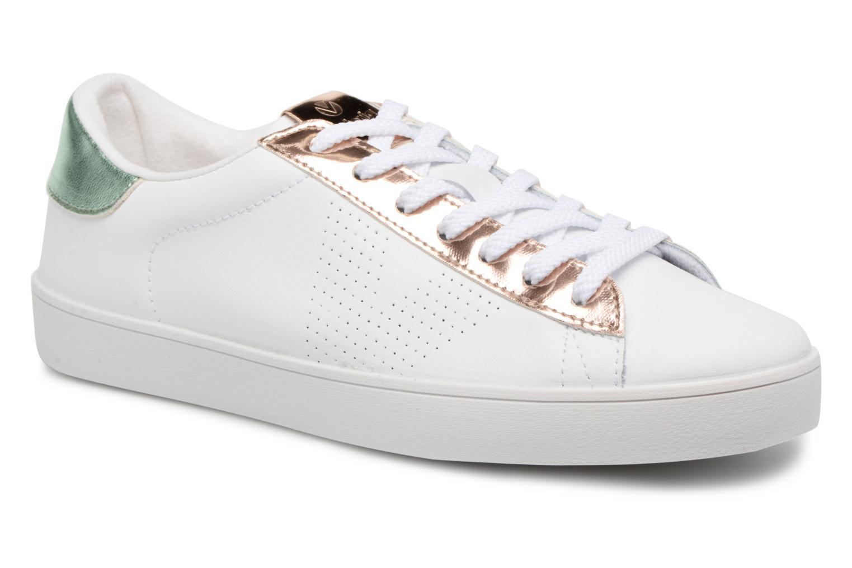 Zapatos promocionales Victoria Deportivo Piel Metalizado (Rosa) - Deportivas   Gran descuento
