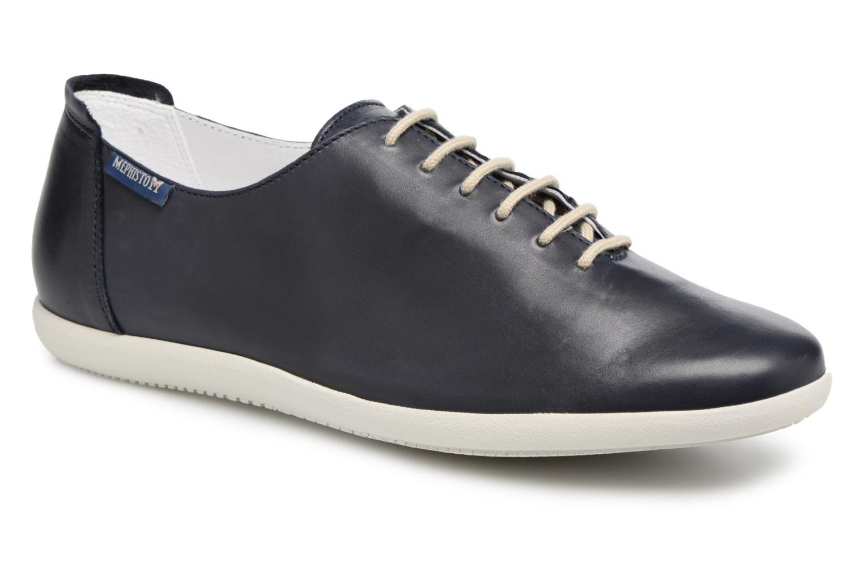 Zapatos promocionales Mephisto Katie (Azul) - Deportivas   Cómodo y bien parecido