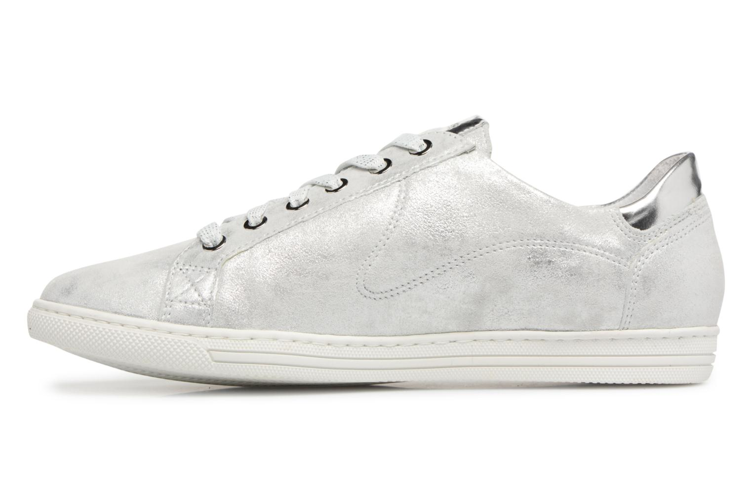 Sneakers Mephisto Hawai Argento immagine frontale