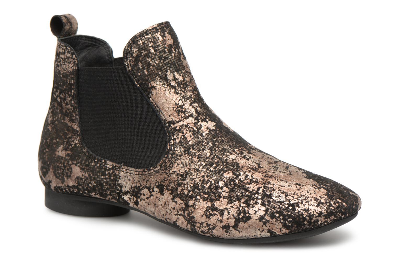 Marques Chaussure femme Think! femme Guad 82299 SCHWARZ/KOMBI