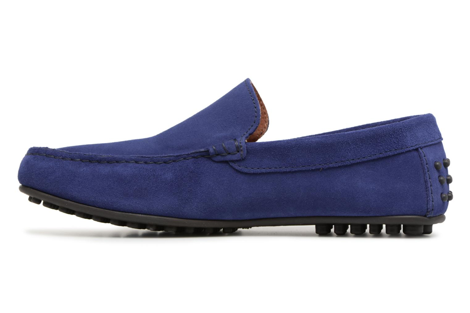 Loafers Marvin&co Suttino Blue front view