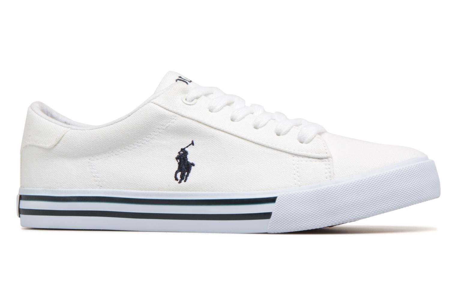 Trainers Polo Ralph Lauren Easten White back view