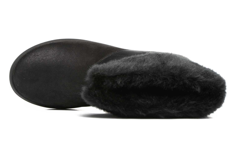 Bottes Clarks Cabrini Reef Noir vue gauche