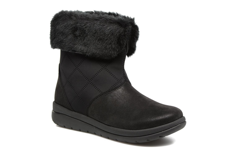 Zapatos promocionales Clarks Cabrini Reef (Negro) - Botas   Venta de liquidación de temporada