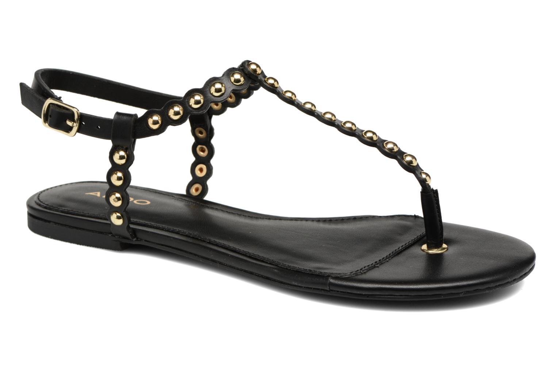 Zapatos especiales para hombres y mujeres Aldo BALATA 96 (Negro) - Sandalias en Más cómodo