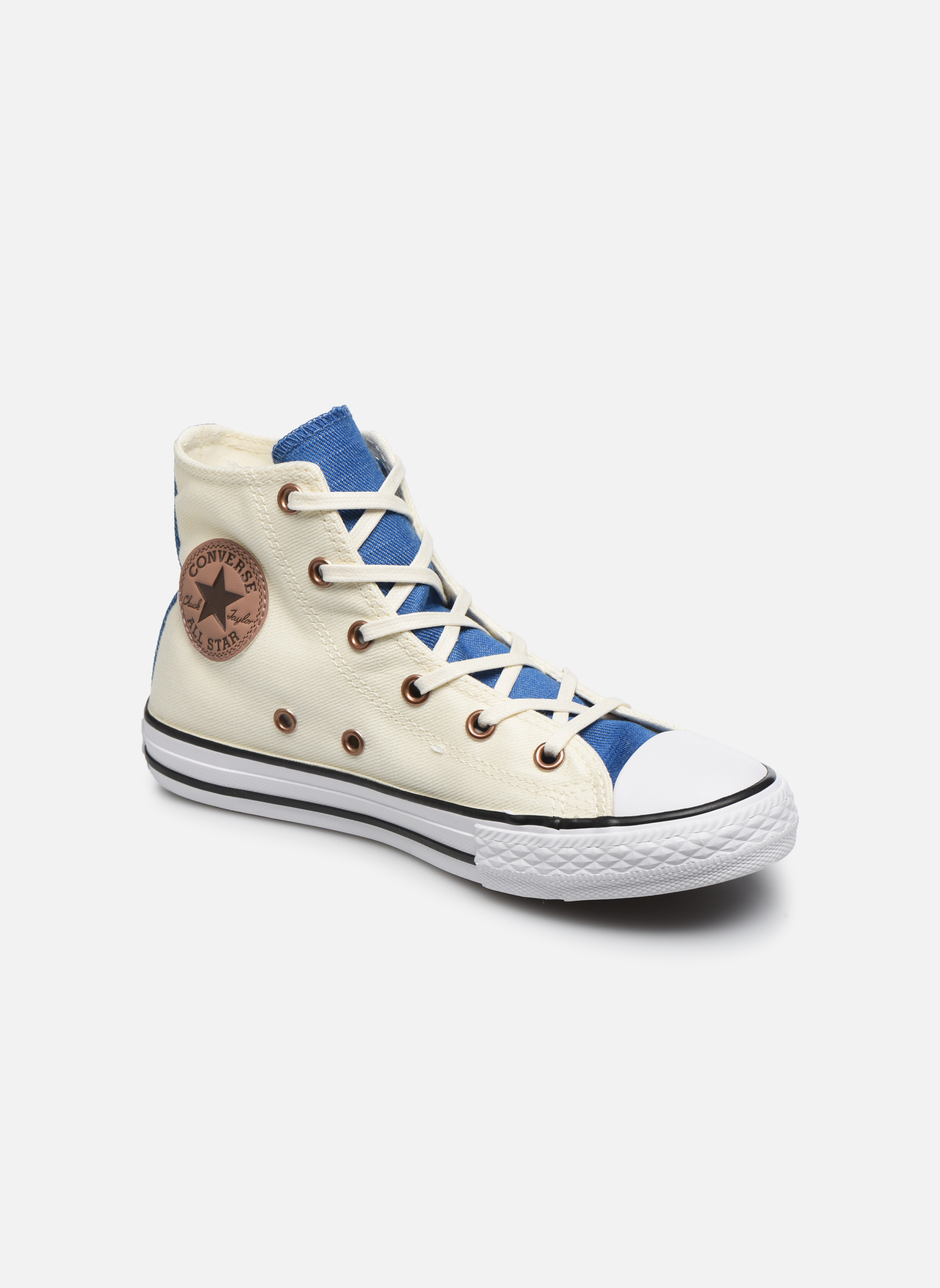 Sneakers Barn Chuck Taylor All Star Hi Two Color Chambray