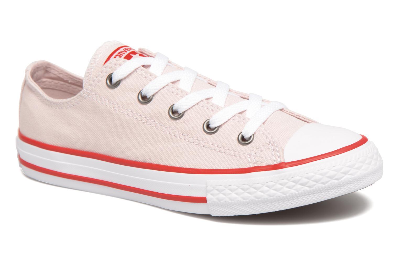 Chuck Taylor Tous Ox Étoiles W - Chaussures De Sport Pour Femmes / Converse Rose RiTXYk