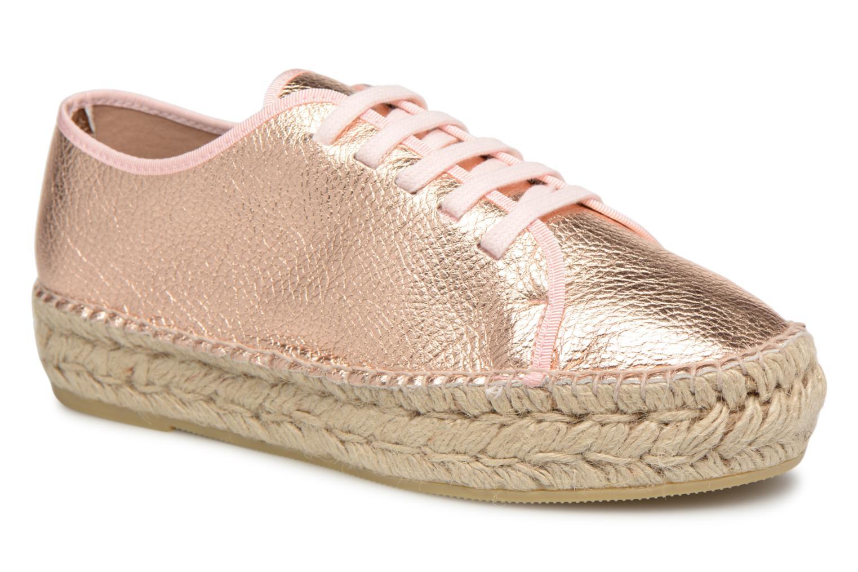 Zapatos promocionales La maison de l'espadrille Espadrille 495 (Rosa) - Alpargatas   Venta de liquidación de temporada