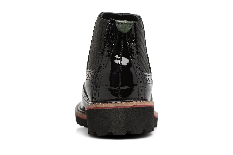 Bottines et boots Kickers RUSKY Noir vue droite
