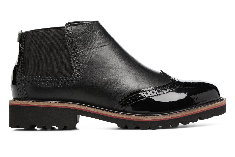 Bottines et boots Kickers RUSKY Noir vue derrière