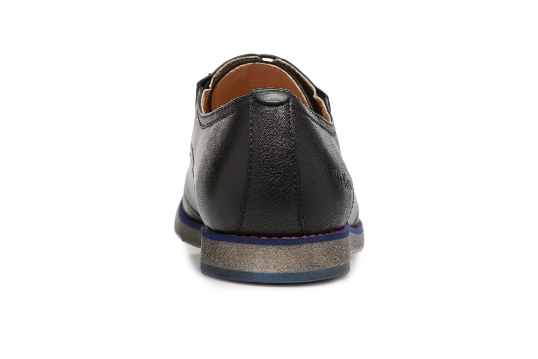 Chaussures à lacets Kickers BREDI Noir vue droite