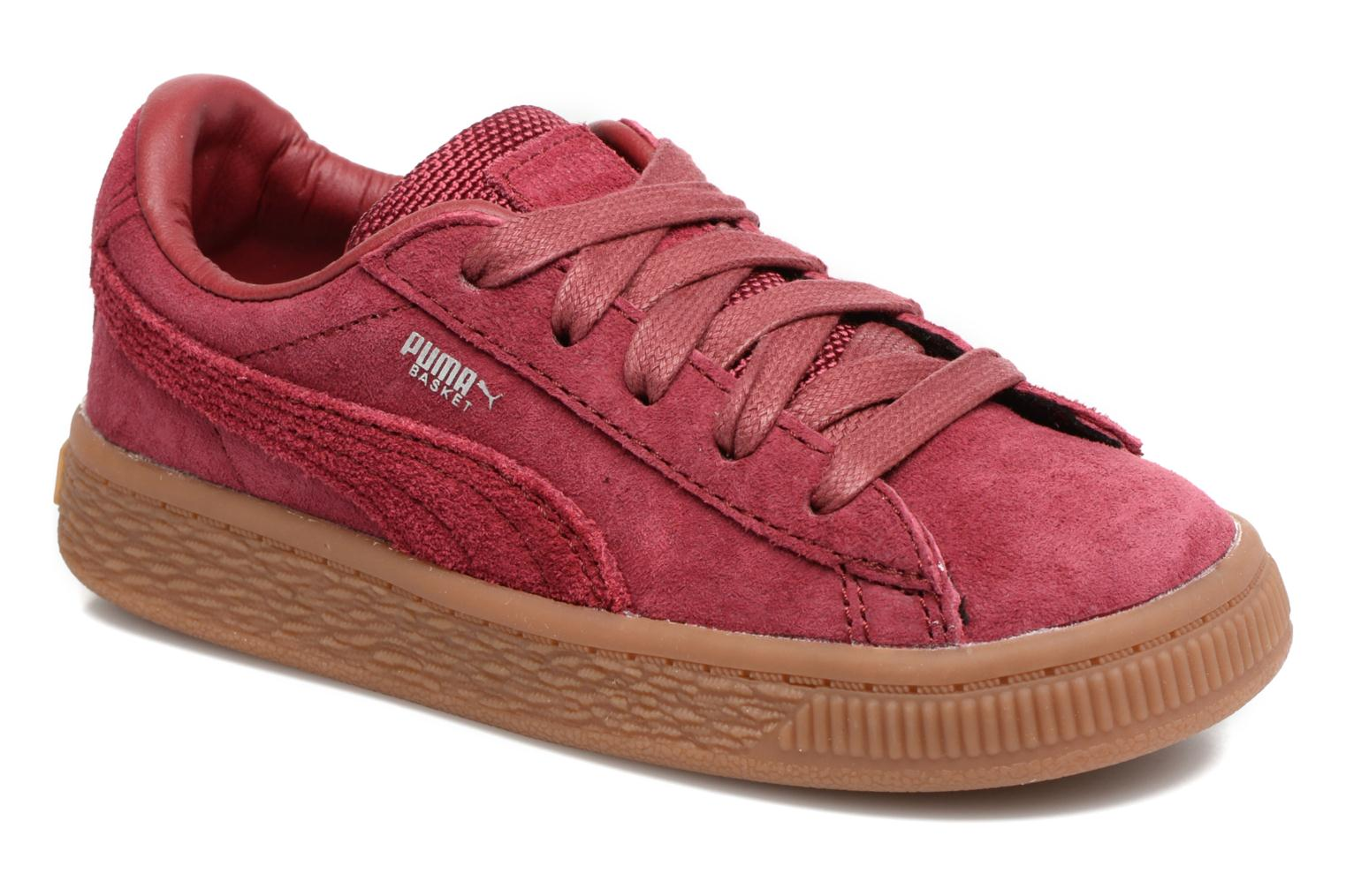 INF BASKET CLASSIC WEATH Red