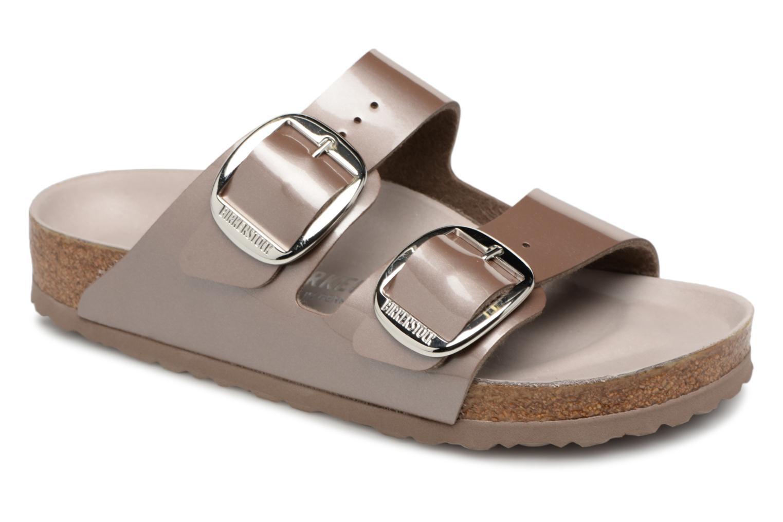 Zapatos de hombres y mujeres de Big moda casual Birkenstock Arizona Big de Buckle (Gris) - Sandalias en Más cómodo b942d0