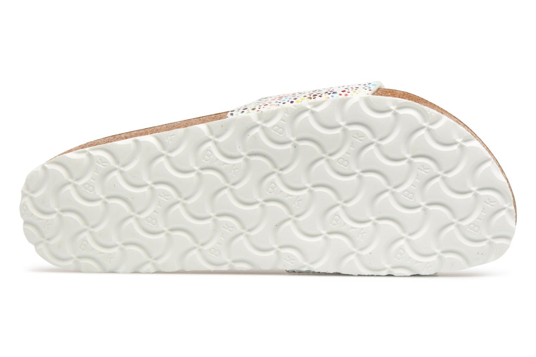 Los últimos zapatos de hombre y mujer Birkenstock Madrid Microfibre W (Blanco) - Zuecos en Más cómodo