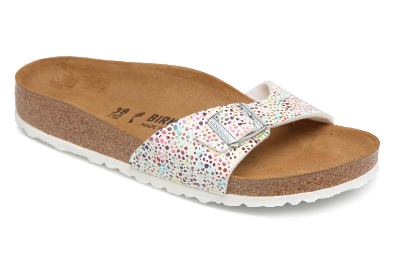 Grandes descuentos últimos zapatos Birkenstock Madrid Zuecos Microfibre W (Blanco) - Zuecos Madrid Descuento 24d4de