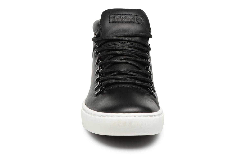 Sneaker Timberland Adventure 2.0 Alpine schwarz schuhe getragen