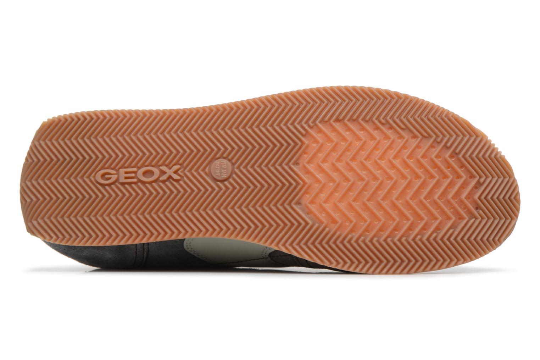 Sneakers Geox U VINTO B Grigio immagine dall'alto