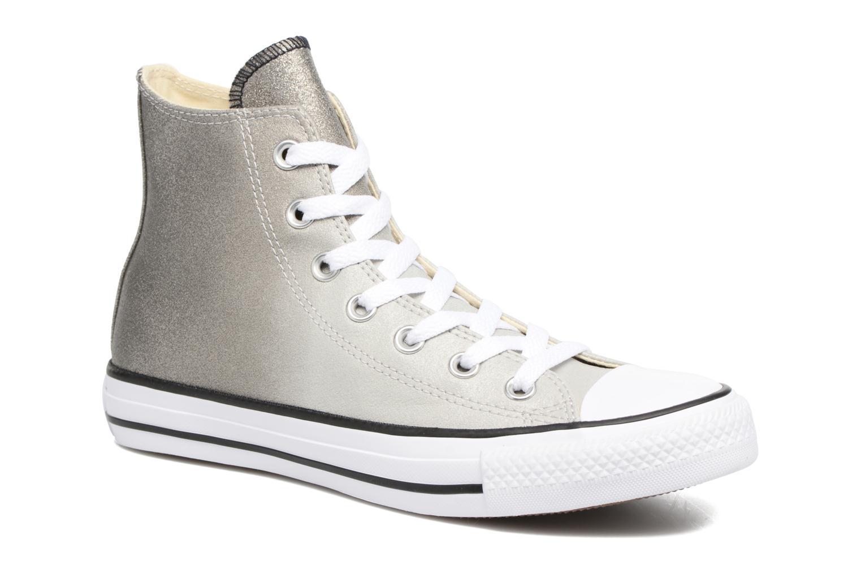 Grandes descuentos últimos zapatos Converse Chuck Taylor All Star Ombre Metallic Hi W (Gris) - Deportivas Descuento
