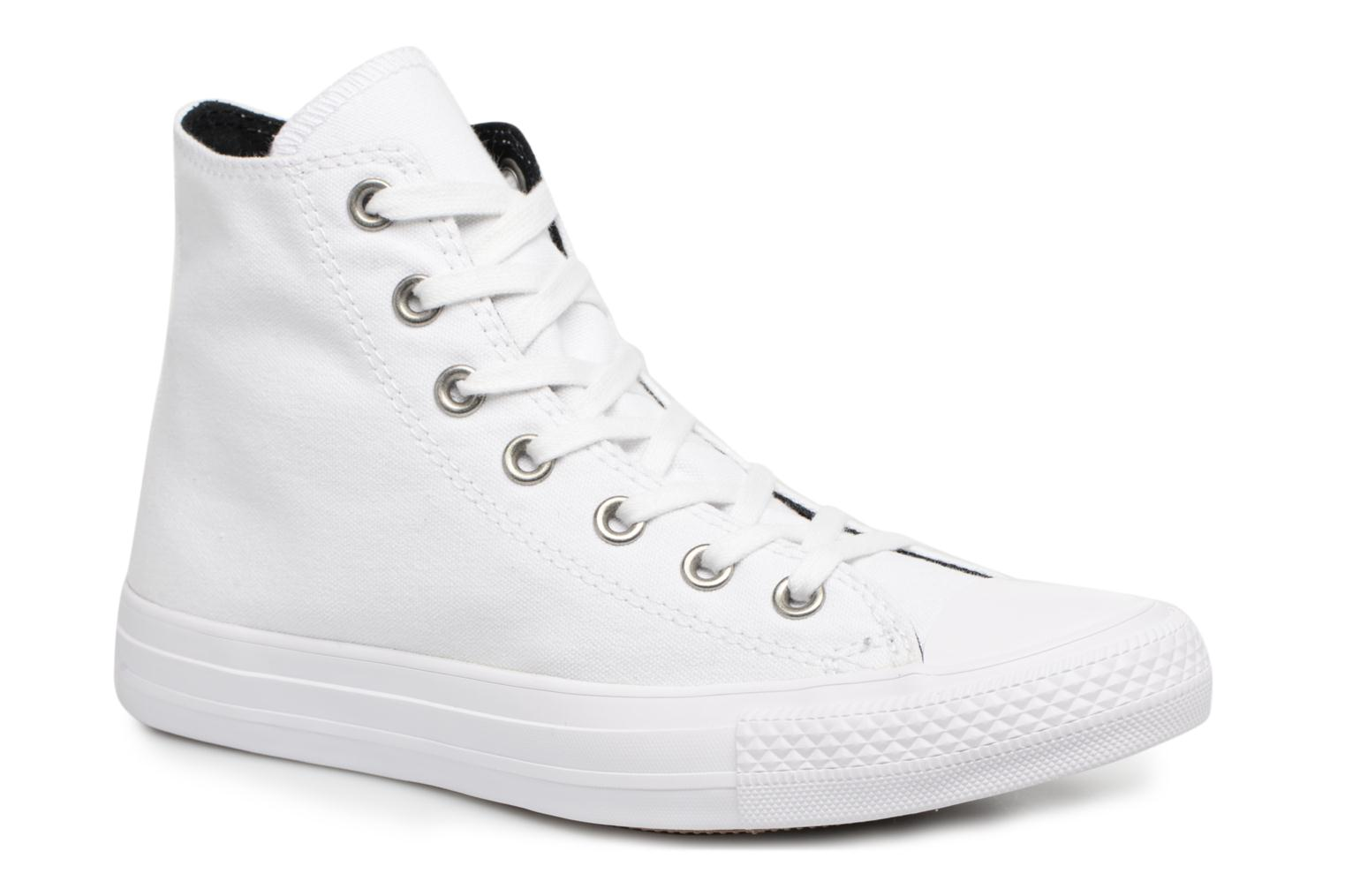 Converse Chuck Taylor All Star Canvas + Studs Ox Blanc N7ezJz