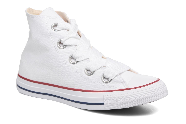 Grandes descuentos últimos zapatos Converse Chuck Taylor All Star Big Eyelets Canvas Hi (Blanco) - Deportivas Descuento