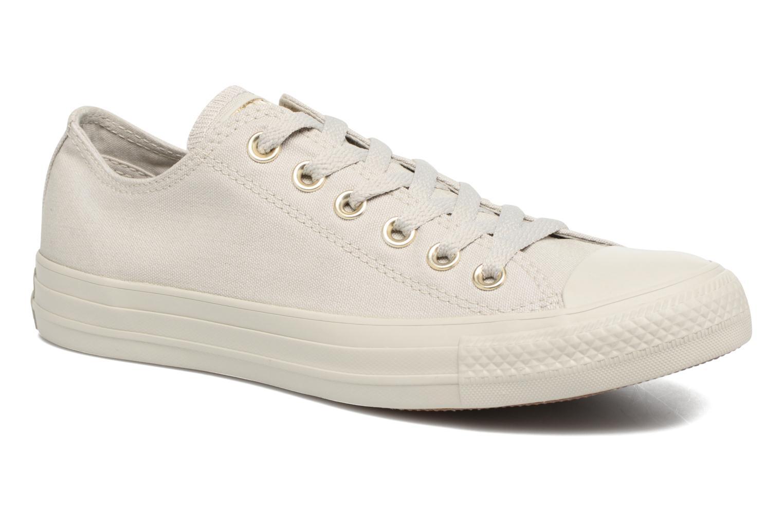 Grandes descuentos últimos zapatos Converse Chuck Taylor All Star Mono Glam Canvas Color Ox W (Verde) - Deportivas Descuento