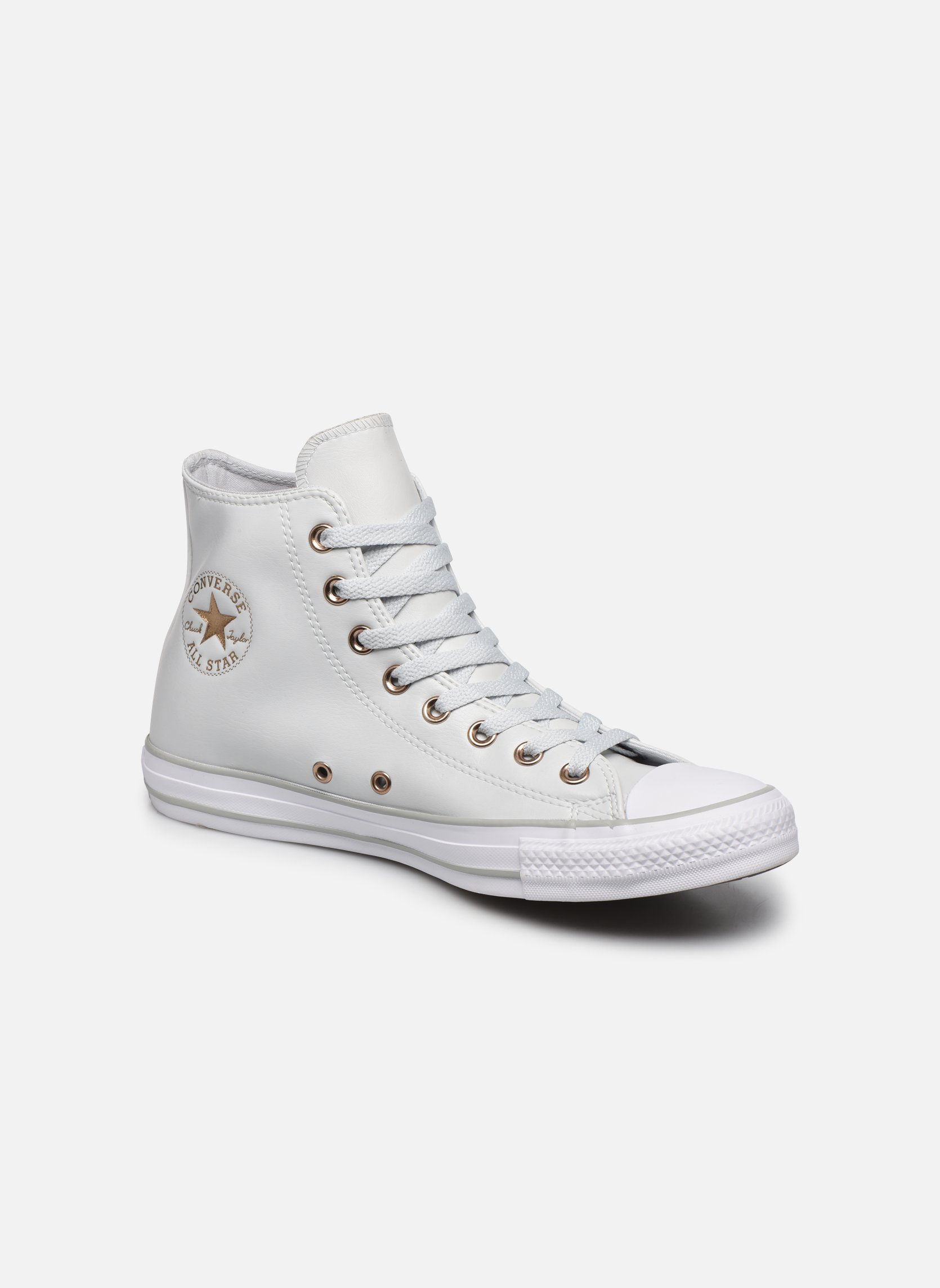 Chuck Taylor All Star Craft SL Hi Pure Platinum/White/Mouse
