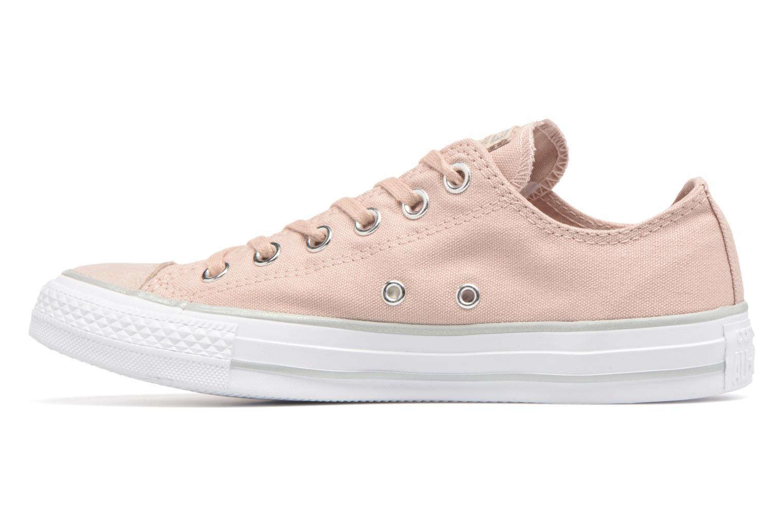 Grandes descuentos últimos zapatos Converse Chuck Taylor All Star Tipped Metallic Toecap Ox (Rosa) - Deportivas Descuento