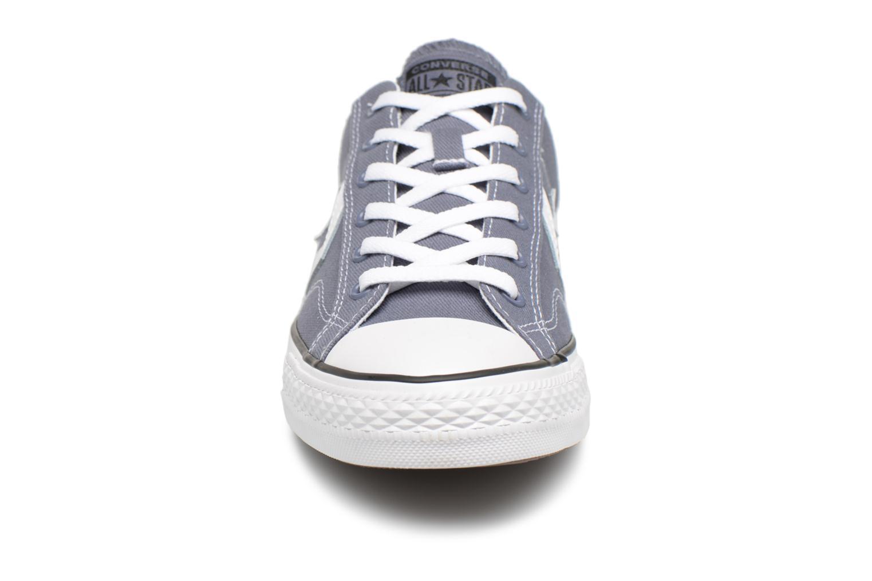 Sneakers Converse Star Player Summer Twill Ox Grijs model