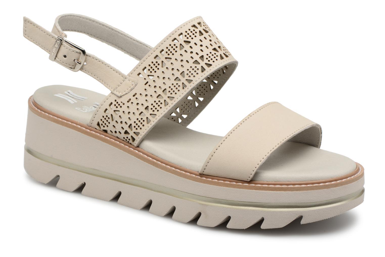 Grandes descuentos últimos zapatos Callaghan FRESH (Beige) - Sandalias Descuento