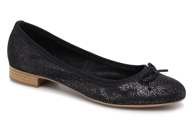 Los últimos zapatos de hombre y mujer - Georgia Rose Luna (Azul) - mujer Bailarinas en Más cómodo 47cb91