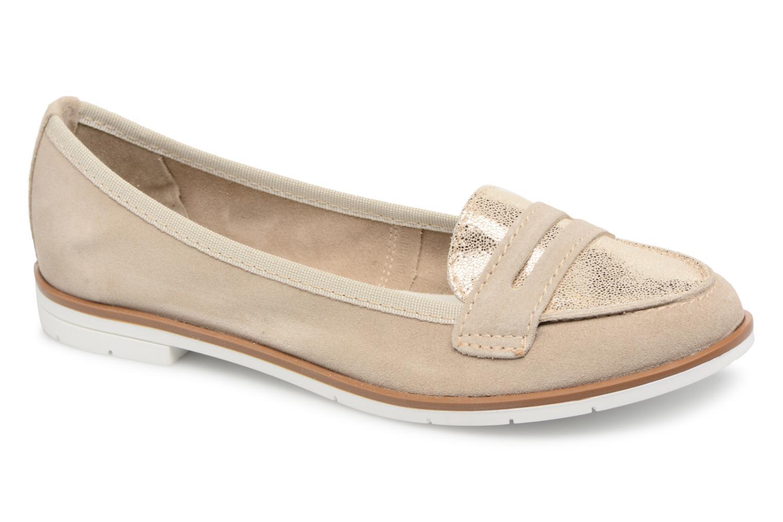 Zapatos de moda hombres y mujeres de moda de casual Georgia Rose Luma (Beige) - Mocasines en Más cómodo d1b999
