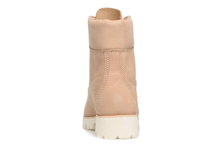 Bottines et boots Timberland Heritage Lite 6in Boot Beige vue droite