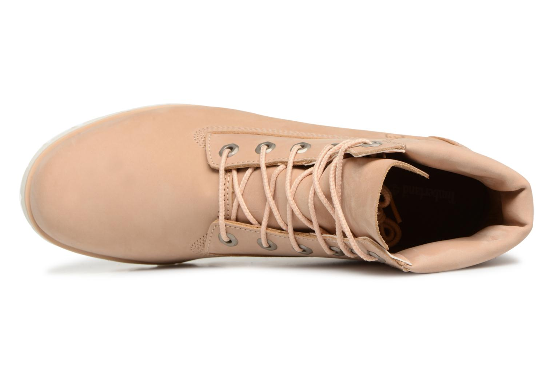 Bottines et boots Timberland Heritage Lite 6in Boot Beige vue gauche