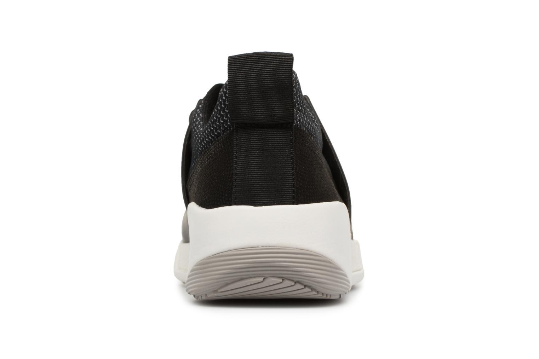 Kiri New Lace Oxford Jet Black/White