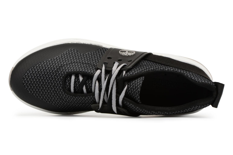 Sneaker Timberland Kiri New Lace Oxford schwarz ansicht von links