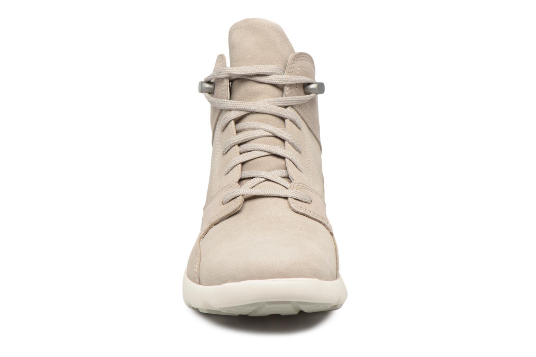 Stiefeletten & Boots Timberland FlyRoam Hiker grau schuhe getragen