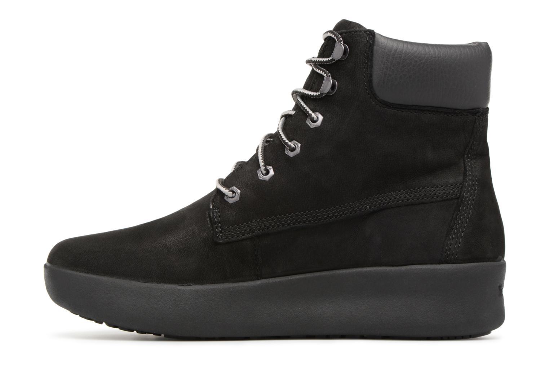 Bottines et boots Timberland Berlin Park 6 Inch Noir vue face