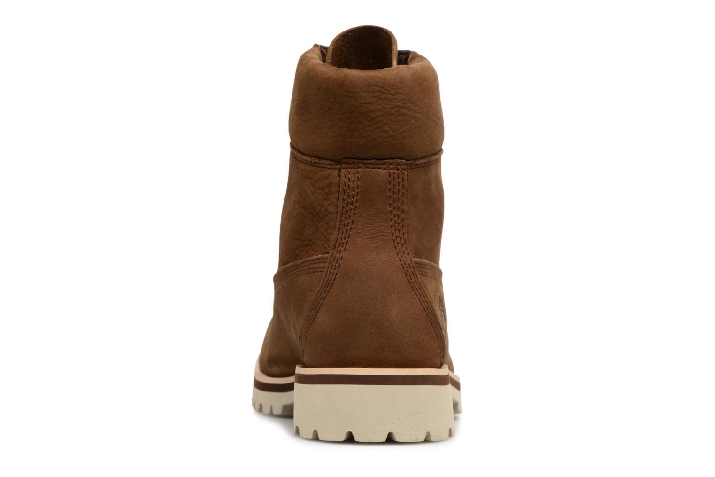 "Bottines et boots Timberland Chilmark 6"" Boot Marron vue droite"