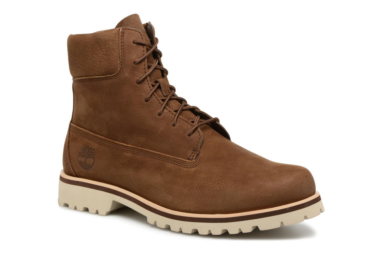 """Bottines et boots Timberland Chilmark 6"""" Boot Marron vue détail/paire"""