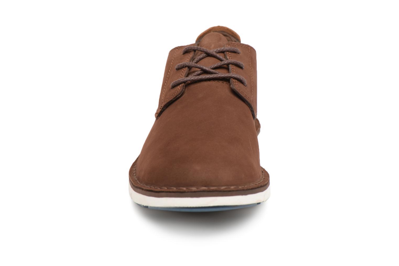 Chaussures à lacets Timberland Tidelands Oxford Marron vue portées chaussures