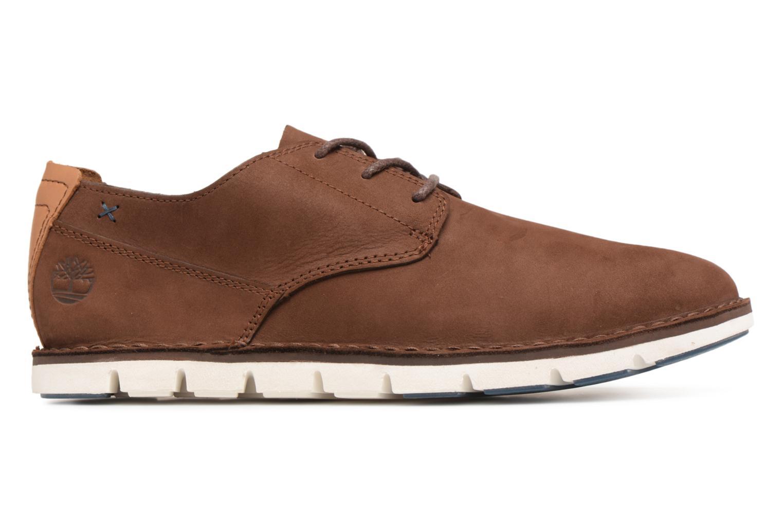 Chaussures à lacets Timberland Tidelands Oxford Marron vue derrière