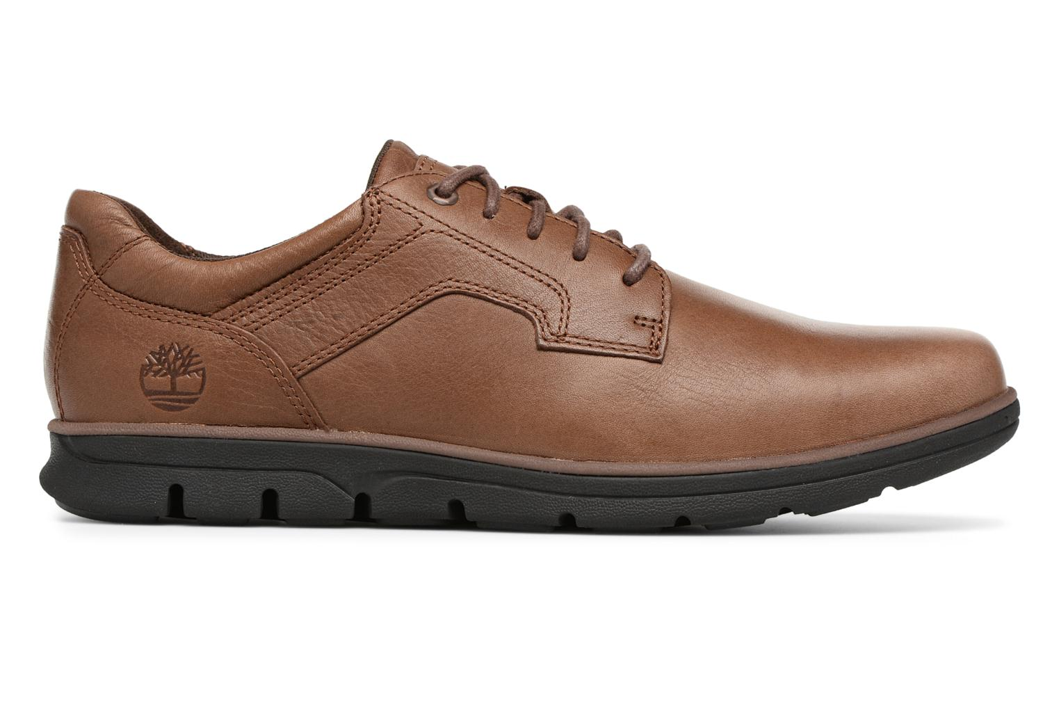 Chaussures à lacets Timberland Bradstreet Padded Collar Marron vue derrière