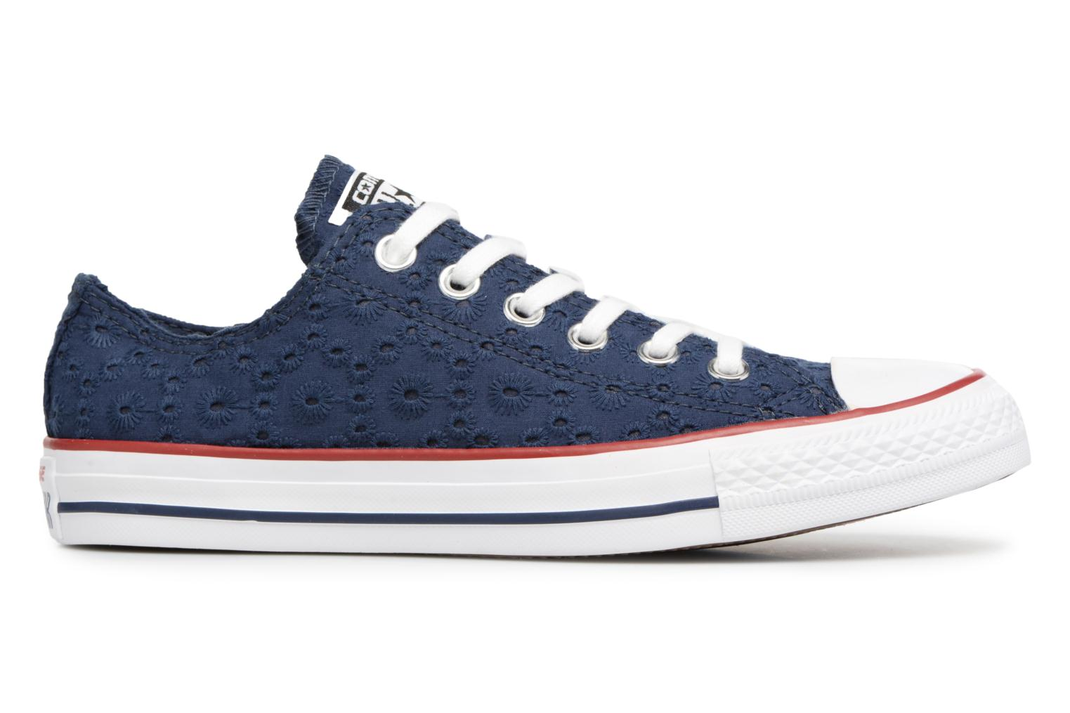Chuck Taylor All Star Ox 555979C NAVY/GARNET/WHITE