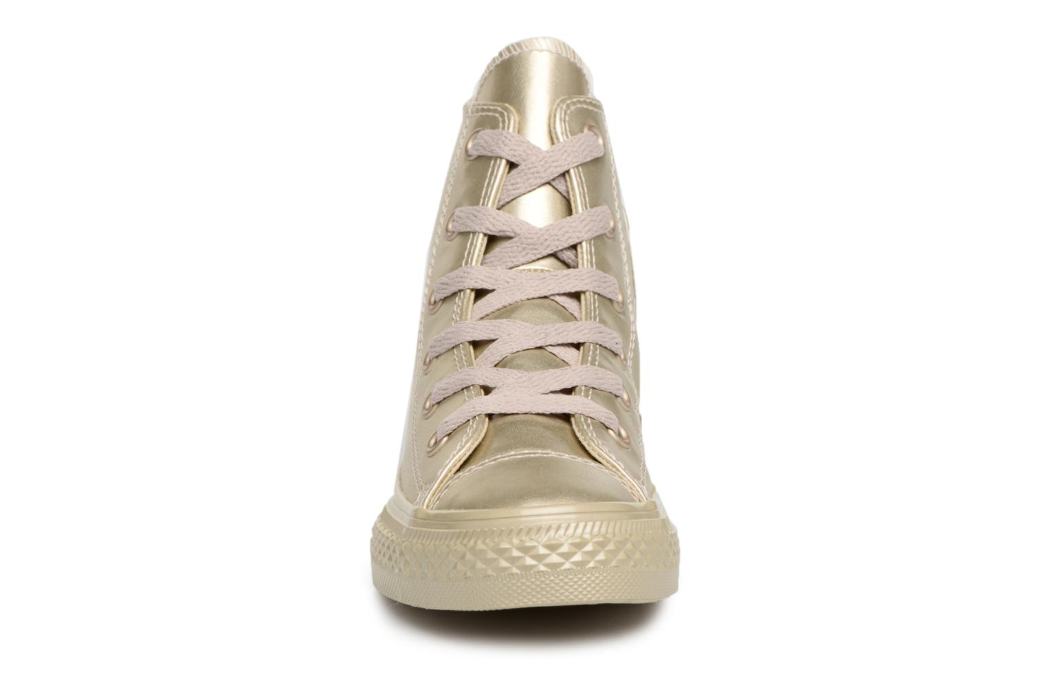 Sneakers Converse Chuck Taylor All Star Metallic Goud en brons model