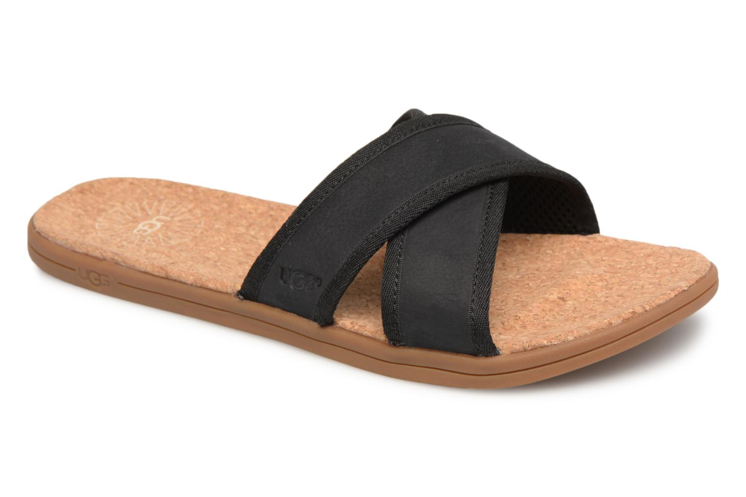 UGG SEASIDE SLIDE - Mules - black 7d4CqTff