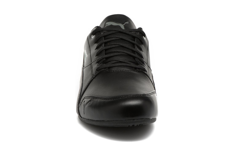 Baskets Puma MAPM Drift Cat 7 Noir vue portées chaussures