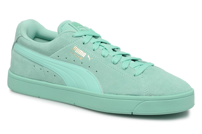 Zapatos promocionales Puma Suede S Wns (Azul) - Deportivas   Casual salvaje