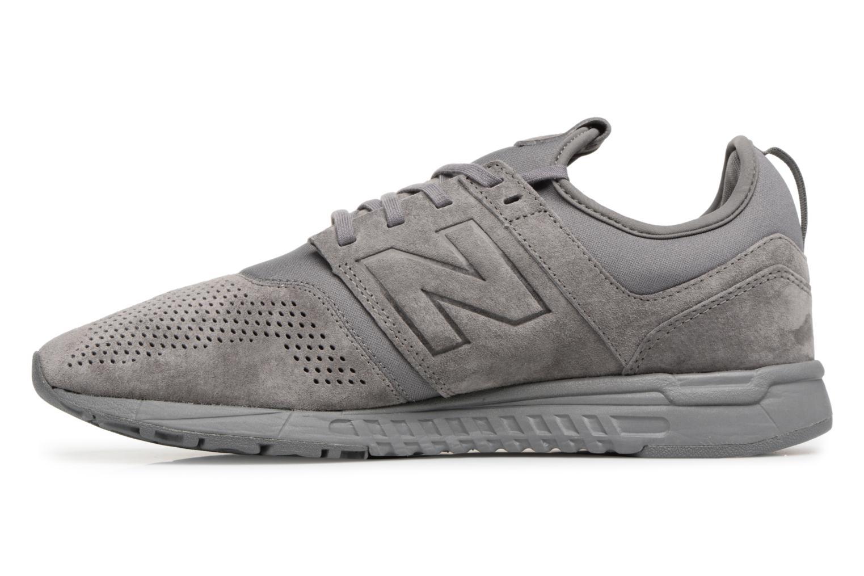 Sneakers New Balance MRL247 D Grijs voorkant