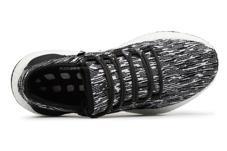 Chaussures de sport Adidas Performance Pureboost Noir vue gauche